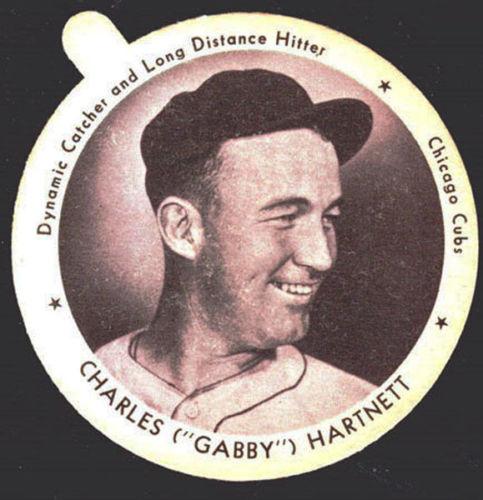 Dixie Lids Gabby Hartnett