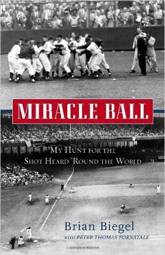 Miracle Ball book