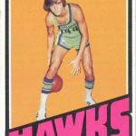 Topps Pete Maravich card 1972-73
