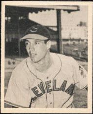 Bob Feller 1948 Bowman