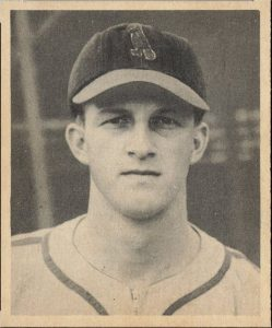 Stan Musial rookie card