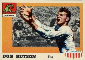 Don Hutson 1955 Topps All-American