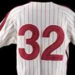 Steve Carton Phillies jersey