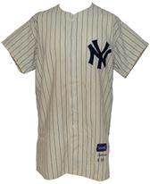 Yogi Berra 1956 World Series jersey