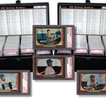1955 Bowman graded set in boxes