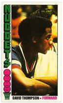 1976-77 Topps David Thompson