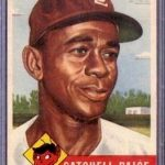 1953 Topps Satchel Paige