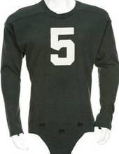 Paul Hornung Notre Dame jersey