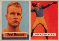 1957 Topps Paul Hornung