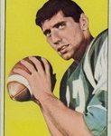 1965 Topps Joe Namath rookie card