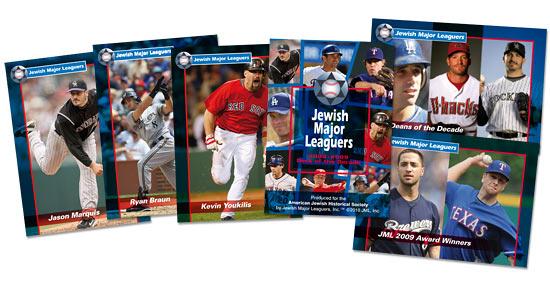Jewish Major Leaguers set