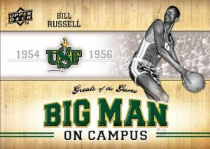Big Man on Campus Bill Russell