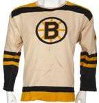 Bobby Orr game worn jersey