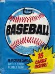1980 Topps pack