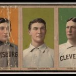 T206 Honus Wagner proof strip