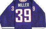 Ryan Miller Olympic jersey