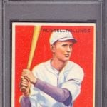 1933 Goudey Russell Rollings