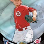 2010 Topps Finest Redemption Mike Leake