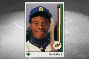 1989 Upper Deck Griffey