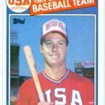 1985 Topps Mark McGwire