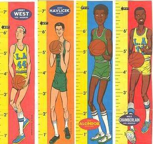 1970-71 Topps Rulers