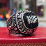 George Mikan Hall of Fame ring