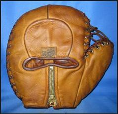 Ken-Wel zipper model glove