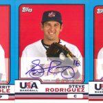 Team USA Baseball Cards