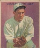 1933 Goudey Charlie Gehringer