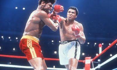 Ali vs Spinks