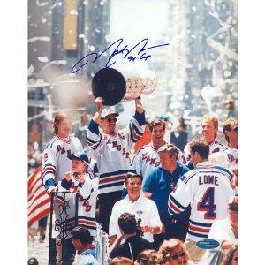 Mark Messier autographed photo