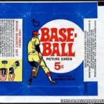 1969 Topps wrapper