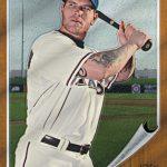Topps Heritage Baseball Base Josh Hamilton