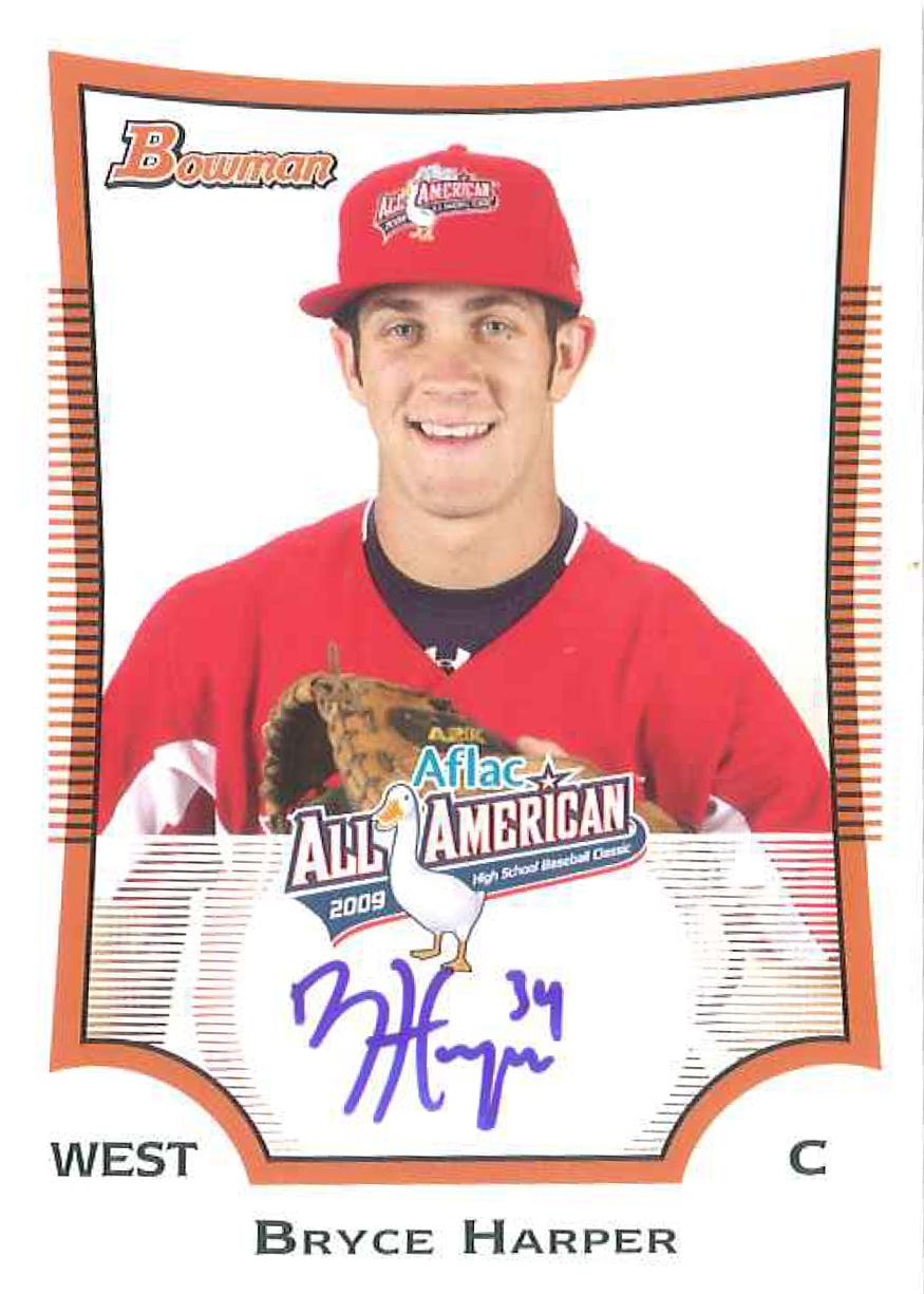 Aflac All-American Bryce Harper