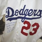 Kirk Gibson 1988 World Series jersey
