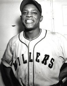 Willie Mays 1951 Minneapolis Millers