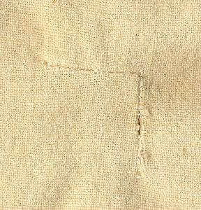 Mays jersey repair