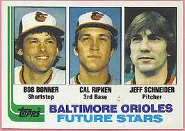 1982 Topps Cal Ripken Jr.