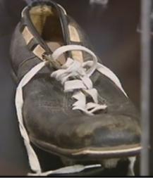 Jerry Kramer shoe