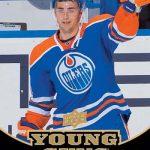 Jordan Eberle - Young Guns RC