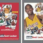 Kobe Bryant Kids Foot Locker promotional ad