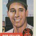 1953 Topps Bob Feller