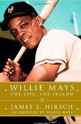 Willie Mays book