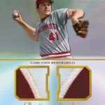 Topps Tribute Baseball Pastime Patches Seaver