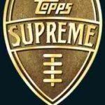 2012 Topps Supreme football box