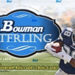 Bowman Sterling football box