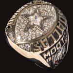 Cowboys Super Bowl ring