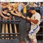 Saturday Evening Post Stan Musial