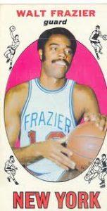 1969-70 Topps Walt Frazier