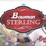 2010 Bowman Sterling box
